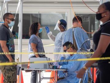 EE.UU. acumula ya 11,1 millones de casos de coronavirus