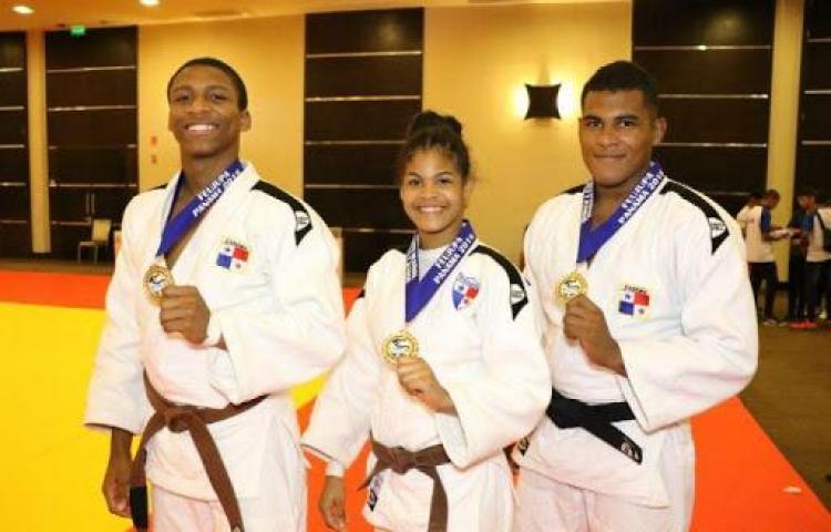 Judocas panameños al Panamericano Junior