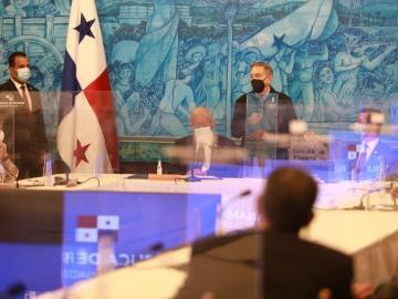 Reagendan fecha del lanzamiento del Pacto del Bicentenario