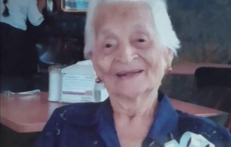 Los 100 años de la niña Rafaela