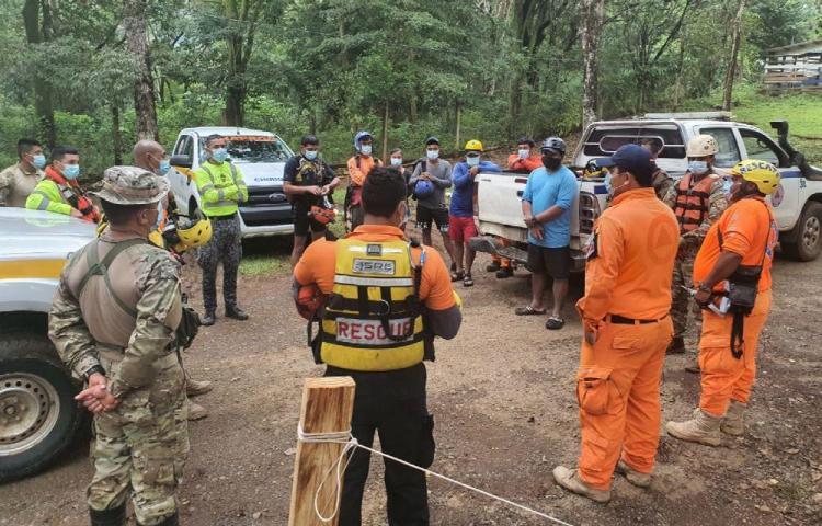 Encuentran el cuerpo de un niño en el río Fonseca