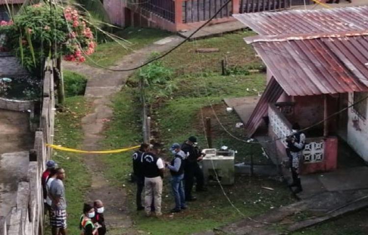Pistoleros despacharon a otro en Colón. Van 80 asesinatos en esta provincia
