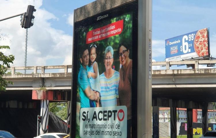 Alcaldía de Panamá aclara que no forma parte de la campaña LGTBI 'Sí, acepto'