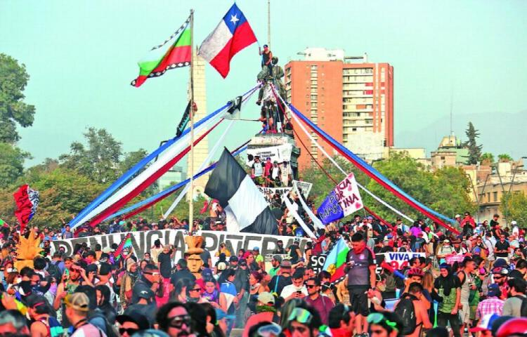 Chile supera las 15 mil muertes covid
