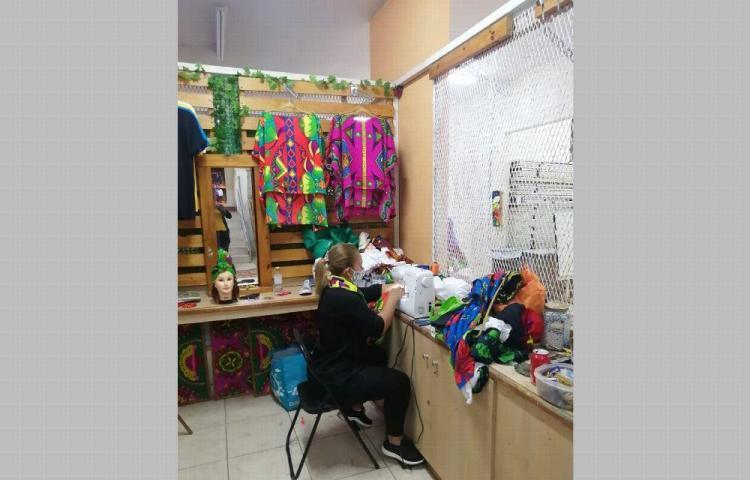 Ya abrió el Mercado Artesanal de Panamá Viejo