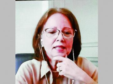 'El país tiene que aspirar a un nuevo pacto social' ' Paulina Franceschi