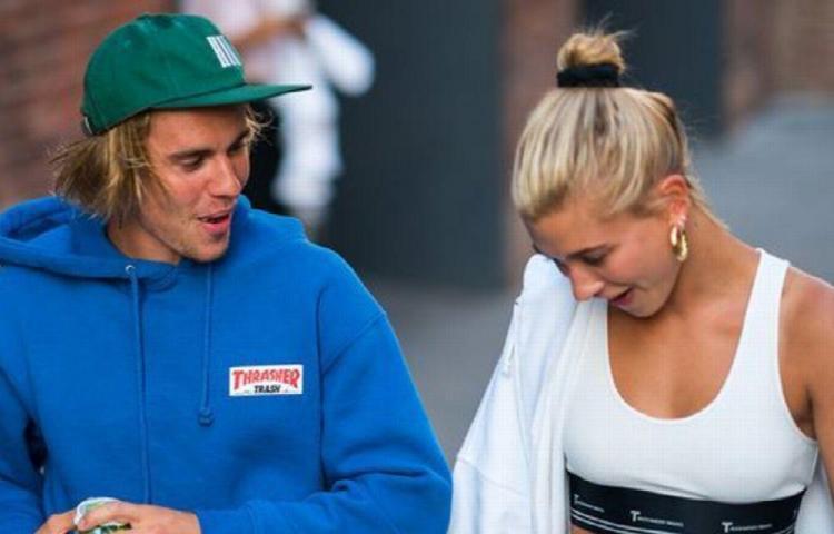 La esposa de Bieber admite ser celosa por él