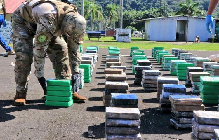 2020: Se ha decomisado 44,117 paquetes de droga a través de 85 operaciones a nivel Nacional