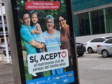 """Alcaldía niega que haya ordenado remoción de vallas de la campaña """"Sí, acepto"""""""