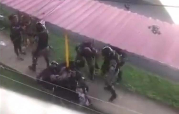 Policía Nacional investiga supuesto abuso policial en Villa Lorena