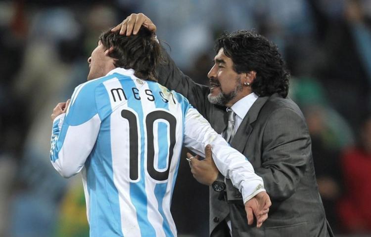 Imágenes eternas. Los mejores fotos de Diego Maradona