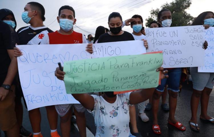Autoridades ticas abren expediente criminal tras deceso de futbolista panameño