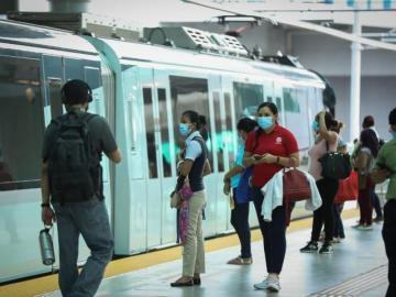 Se registró incidencia en la Línea 1 del Metro