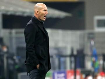 """Zidane: """"En el Madrid hay momentos difíciles que siempre superamos"""""""