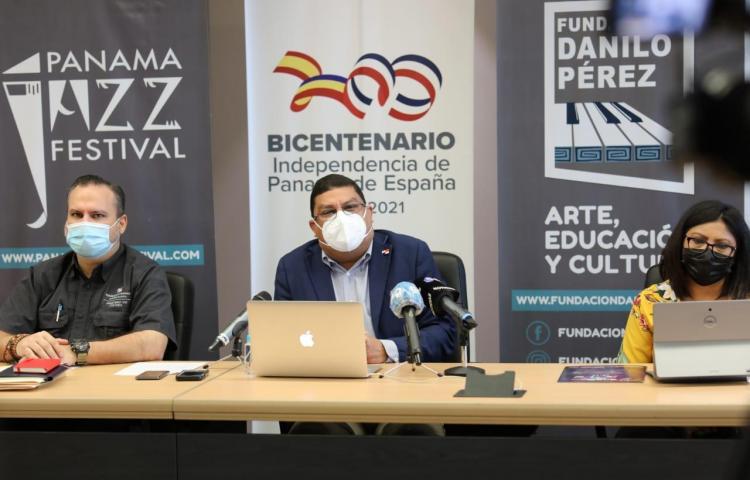 Todo listo para el Panamá Jazz 2021