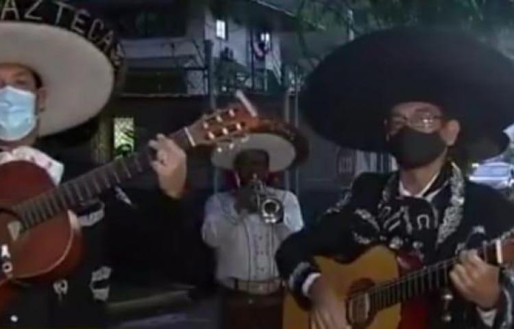 """""""No está en mis manos otorgar permiso a los mariachis"""", Dr Cedeño"""