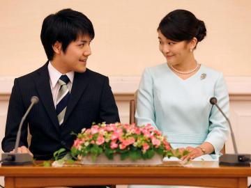 Príncipe de Japón aprueba boda de su hija con un joven que no es de la realeza