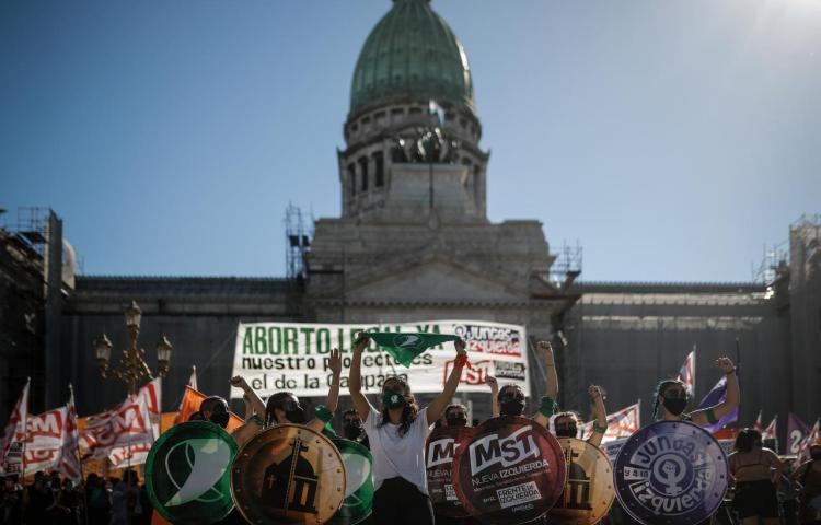Comienza el debate del proyecto que busca legalizar el aborto en Argentina