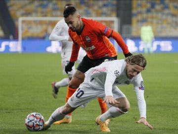 El real Madrid no levanta cabeza y tropieza
