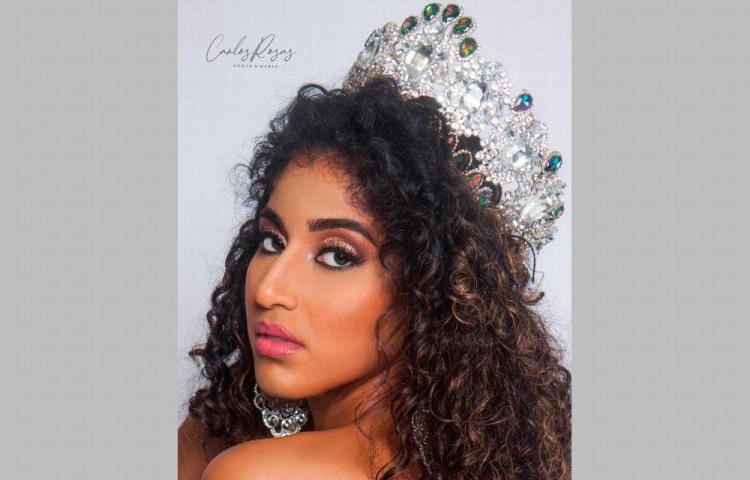 Designada como la Miss Latinoamérica 2020