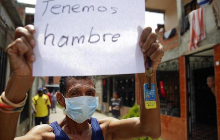 El hambre sube por quinto año consecutivo en Latinoamérica y afecta al 7,4 %