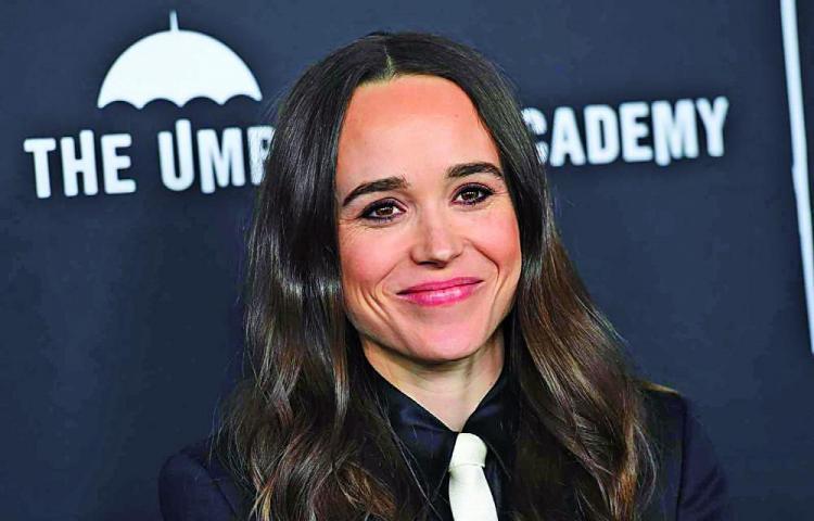 Ellen Page se declara transgénero