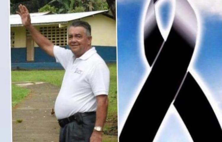 Fallece exalcalde de Chepo por Covid-19