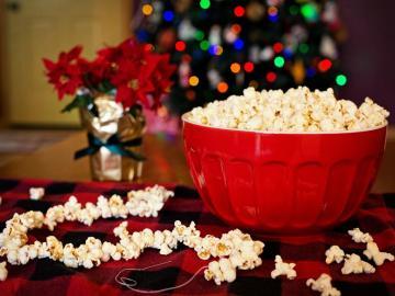 Películas de Navidad para ver con tu burbuja
