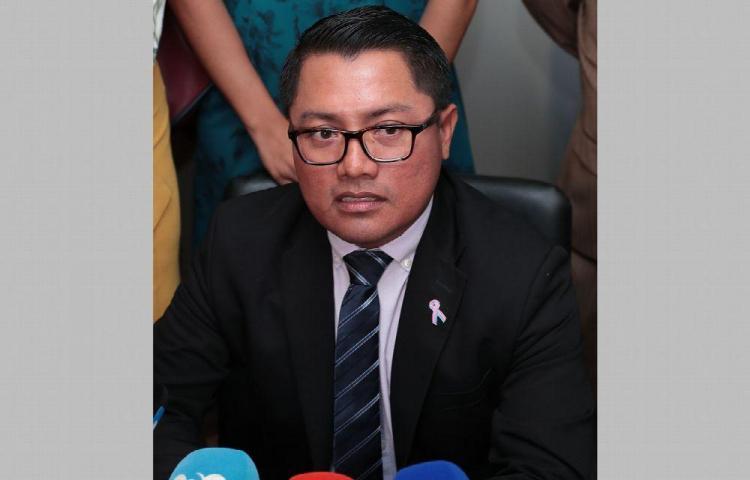 Corte suprema decide llevar a juicio al diputado Arquesio Arias