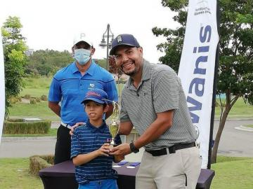 Culmina temporada del Golf Semillero Kiwanis 2020