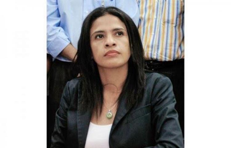 Suspenden audiencia de Yadira Pino en caso de calumnia e injuria