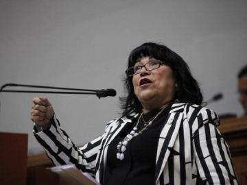 Muere por covid-19 una diputada opositora en Venezuela