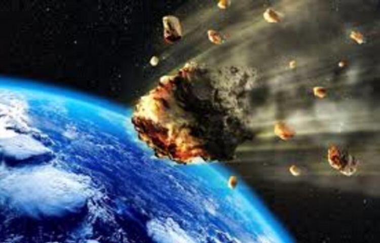 Fin de año de terror. Cinco asteroides se acercan a la Tierra