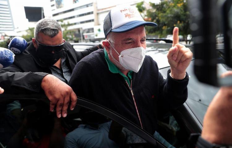 En junio de 2021 realizarán un nuevo juicio contra expresidente Martinelli