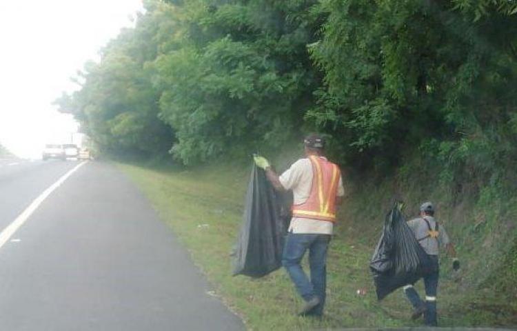 Anuncian suspensión del servicio de recolección de basura