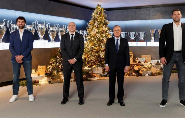 El Real Madrid manda un mensaje de esperanza