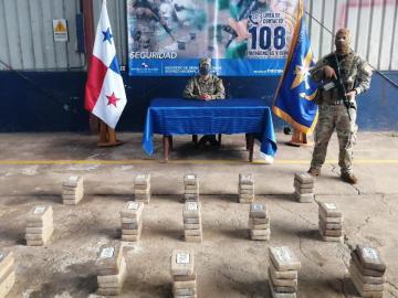 Operaciones antidrogas arrojan cifras satisfactorias en Panamá