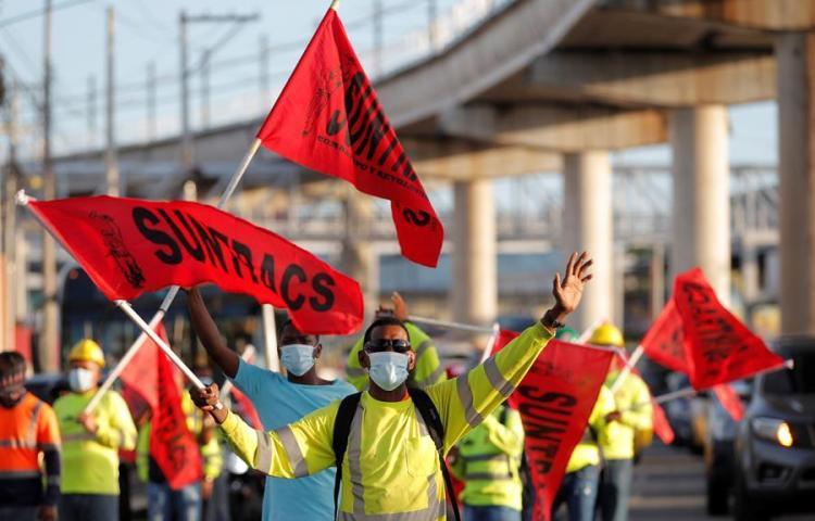 Sindicato de Panamá exige la no suspensión de sueldos en la nueva cuarentena