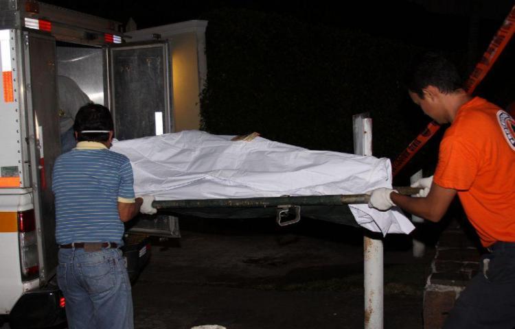Tocaron la puerta de su casa, abrió y lo rellenaron de plomo en Changuinola