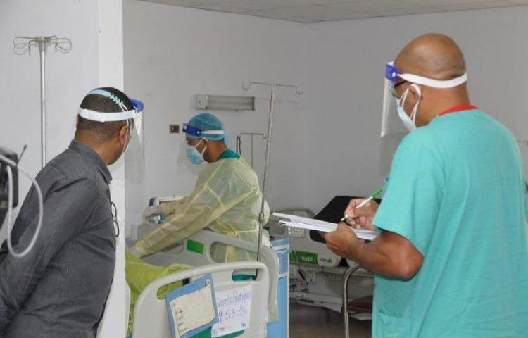 Panamá registra2,031 casos decovid-19