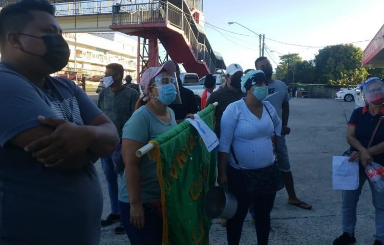 ¡Emberracados! Se registran protestas y cierres de vías en medio de la cuarentena