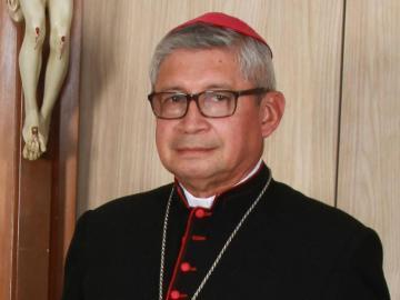 Obispo del Vicariato Apostólico de Darién está hospitalizado por covid-19