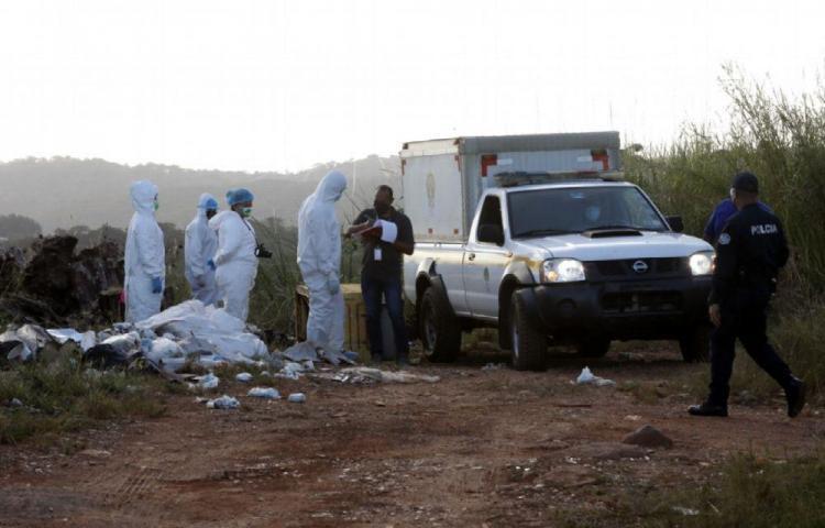 Ejecutados hallados el lunes en Cerro Azul y Las Garzas aún están sin identificar