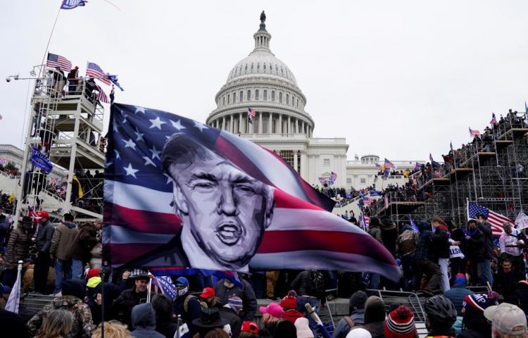 PARLATINO condena el ataque a la democracia en Estados Unidos