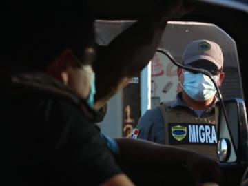 Refuerzan vigilancia migratoria