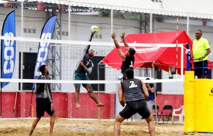 Posponen torneo de voleibol de playa nacional