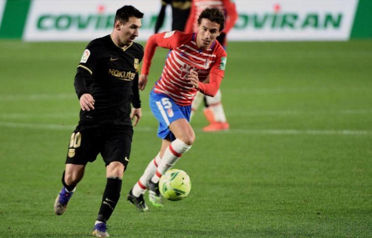 Messi logra segundo doblete consecutivo