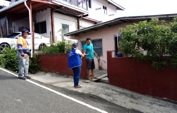 Panamá registra 2,157 nuevos contagios