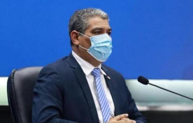 """Ministro Sucre: """"Sigue la cuarentena los fines de semana y empezamos una reapertura gradual"""""""