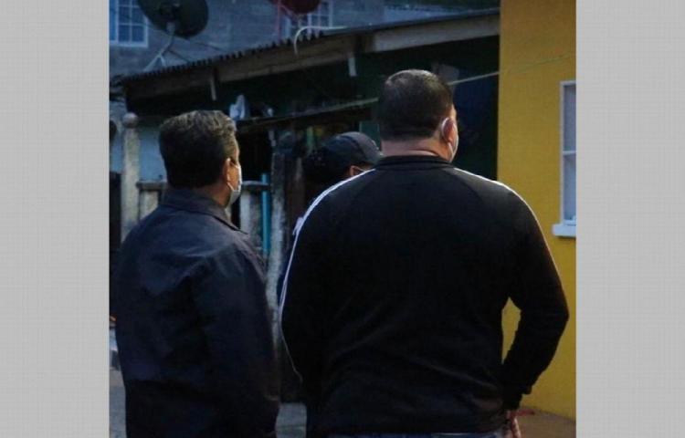 Ocho pandilleros detenidos en Colón
